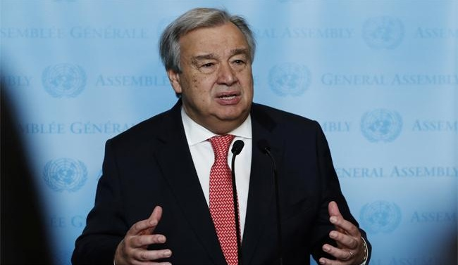 UN sec general 'closely' monitoring deteriorating situation in IoK