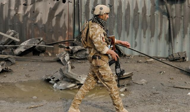 Afghan security forces' deaths unsustainable: U.S. military official