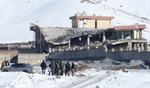 100-plus killed in Taliban attack on Afghan spy agency's training centre