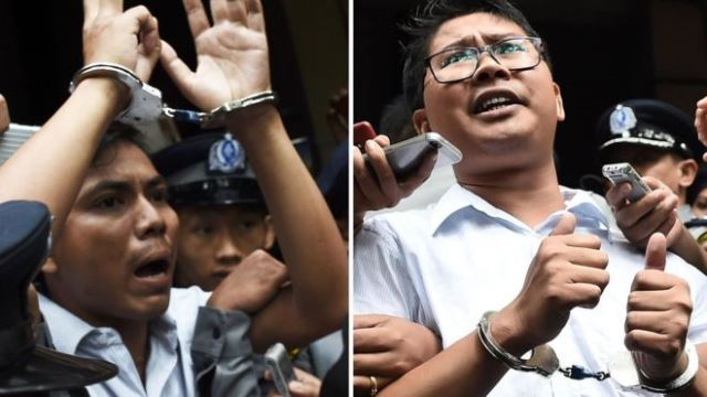 Myanmar rejects Reuters journalists' appeals