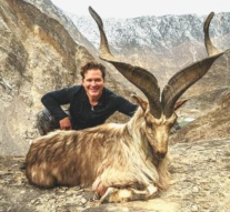 Kashmir: Another US citizen hunts markhor