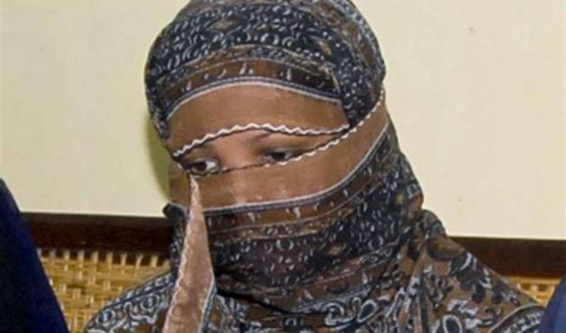 Aasia Bibi can't leave Pakistan despite acquittal