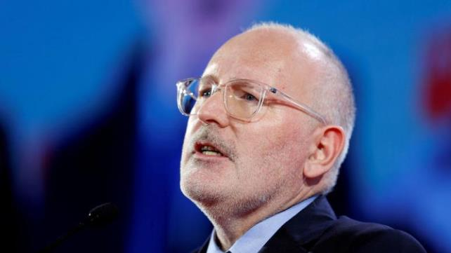 European Commission's Timmermans meets hostile reception in Hungary – report