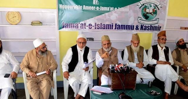 Govt imposes ban on Jamaat-e-Islami Jammu and Kashmir