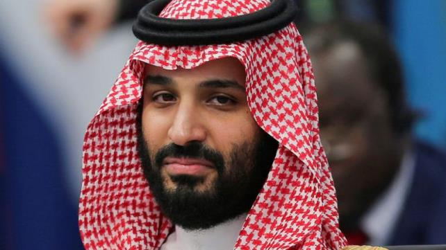 Saudi crown prince heads for Pakistan amid India tensions