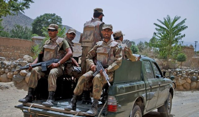 Pakistan: 6 security personnel killed in Ziarat