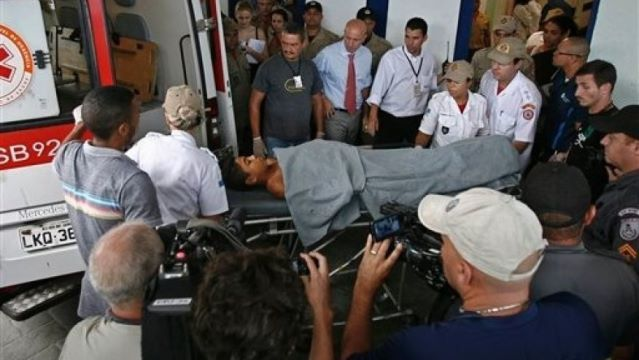 Eight dead in Brazil school shooting; two shooters commit suicide: Police