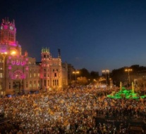 Thousands of Catalan separatists march in Madrid