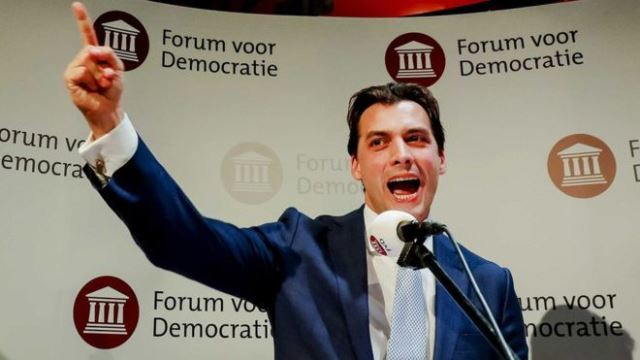 Dutch populist vote surge costs PM Rutte senate majority