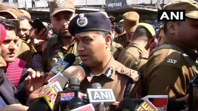 Grenade explosion at Jammu bus stand, 26 injured, say police