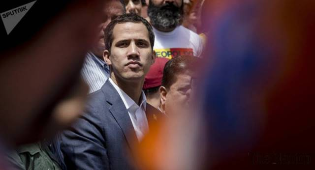 US Envoy admits Venezuela's Guaido 'not in power'