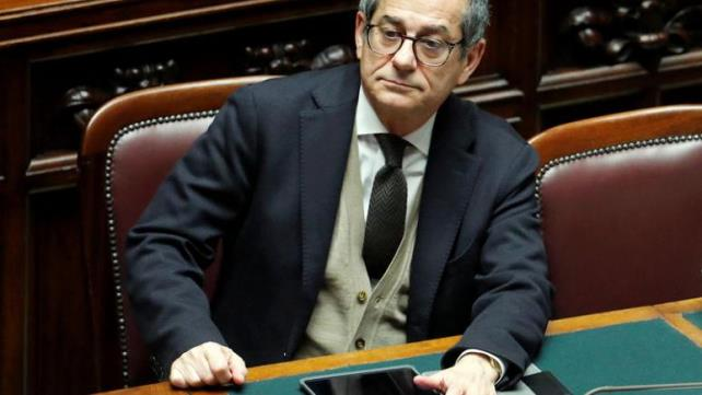 Italy will not change fiscal stance as growth nears zero – Treasury minister
