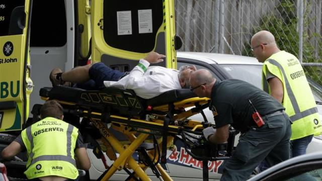 Many dead in New Zealand during mosque attacks