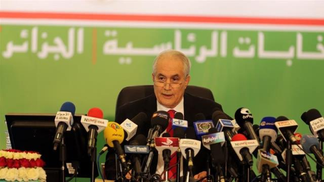 Algeria's constitutional council chairman resigns amid protests