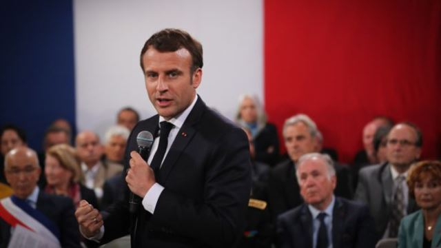 Macron to set out fix for 'yellow vest' anger