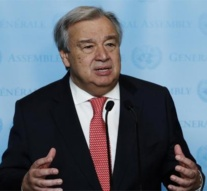 UN chief presses on with bid to re-start Cyprus talks