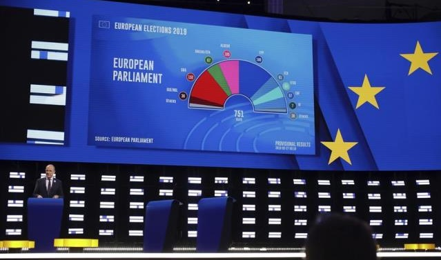 Europe at crossroads as far-right, Greens make gains in vote