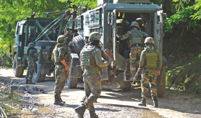 Kashmir: 2 JeM militants killed in Kokernag gunfight