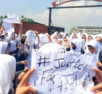 Kashmir erupts against rape of three-year-old in Bandipora