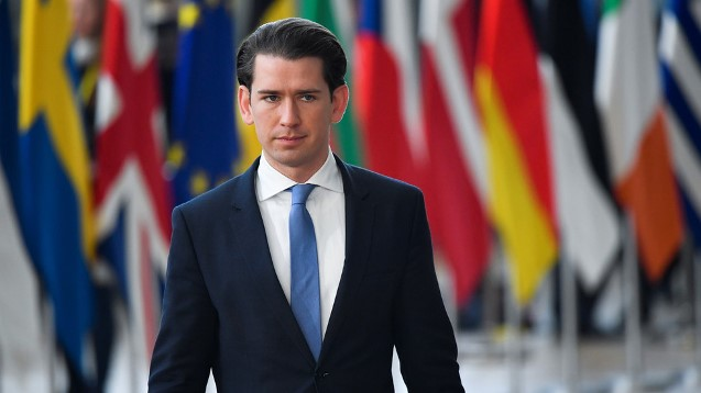 EU needs new treaty to enforce its rules – Austria's Kurz