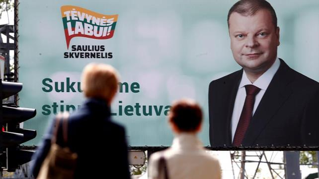 Lithuania: PM Skvernelis to resign after losing in first round