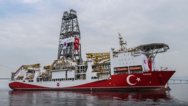 EU warns Turkey of sanctions for Cyprus drilling