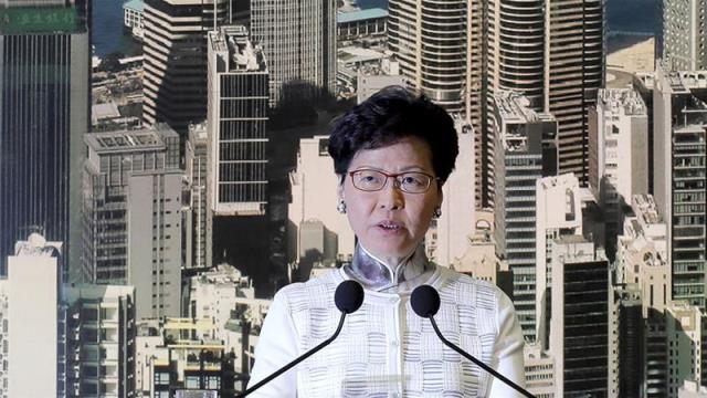 Hong Kong suspends controversial extradition bill after backlash