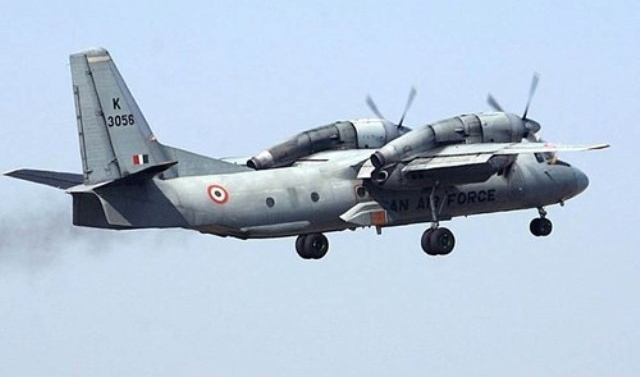 Indian authorities say no survivors of air force plane crash