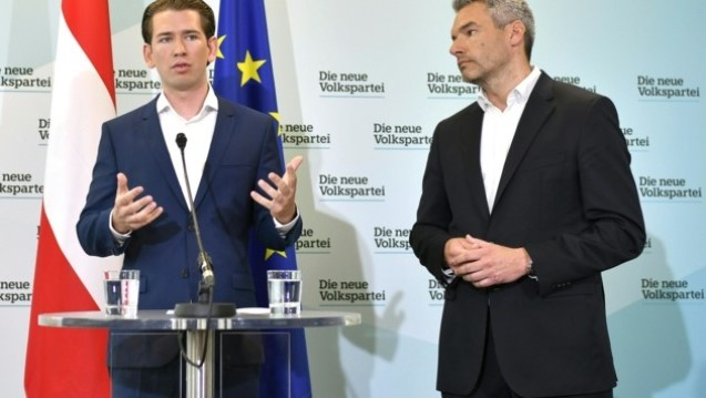 "Austrian Ex Chanceloor Kurz on ""Fake Mails"": ""Trying to involve me in Ibiza scandal"""