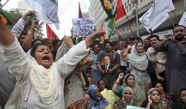 Pakistan: PPP decides to hold country-wide protests after Zardari's arrest