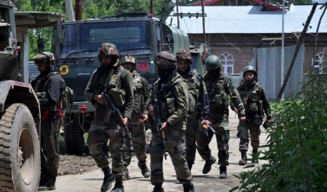 Kashmir: Two missing SPOs among four militants killed in Pulwama gunfight, operation over