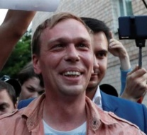 Russia frees investigative journalist Ivan Golunov after outcry