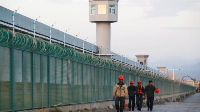 'Deep concerns' over UN official's trip to China's Xinjiang