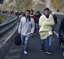 Venezuelans rush to border as Peru tightens immigration rules