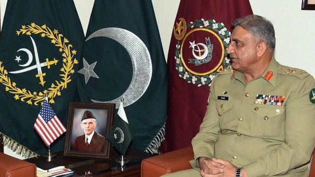 """""""Doing Best To Wipe Out Terrorism"""": Pak Army Chief After Watchdog Warning"""