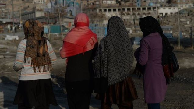 The sex scandal at the heart of the Afghan government