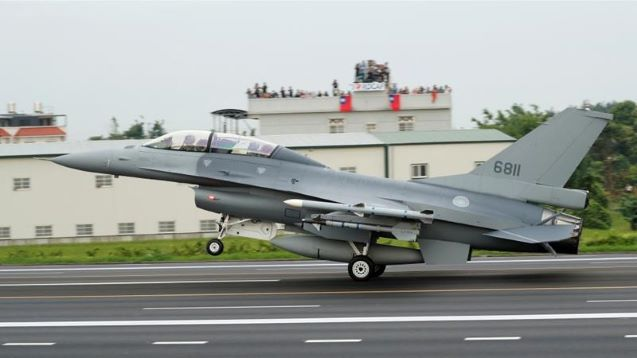 China holds military drills after US approves arms sale to Taiwan