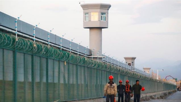 China rebuked at UN over Uighur detention: Reuters