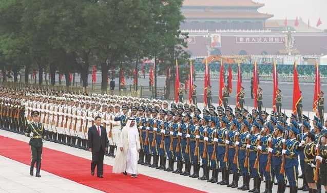China thanks UAE for backing its Xinjiang policies