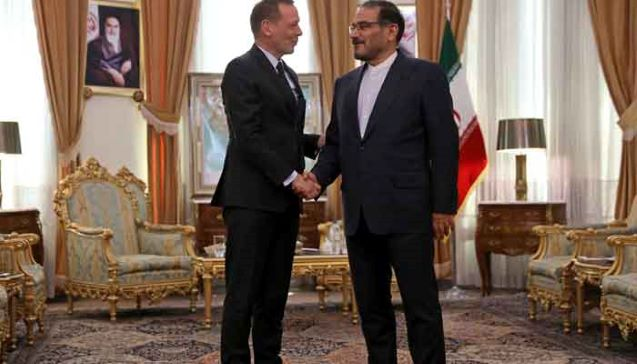 French envoy in Iran talks as Trump threatens to up sanctions