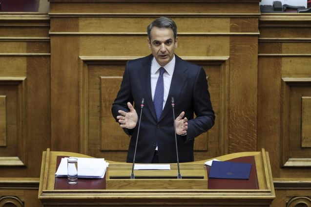 Greek PM urges 'brave steps' to boost ties with Turkey