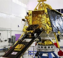 India prepares to land rover on moon in second unmanned mission