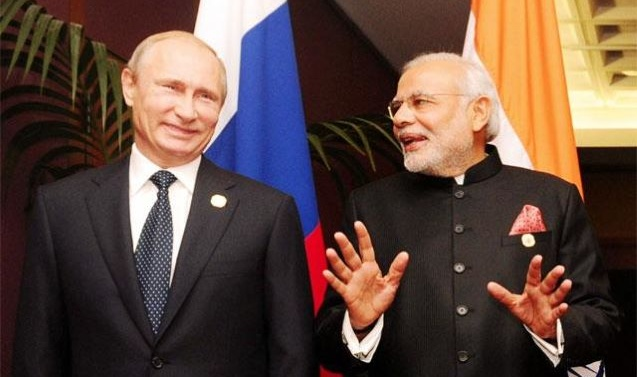 India, Russia seek to skirt US sanctions threat to arms deals