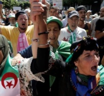 No let-up in sight as Algeria's protest movement enters 7th month