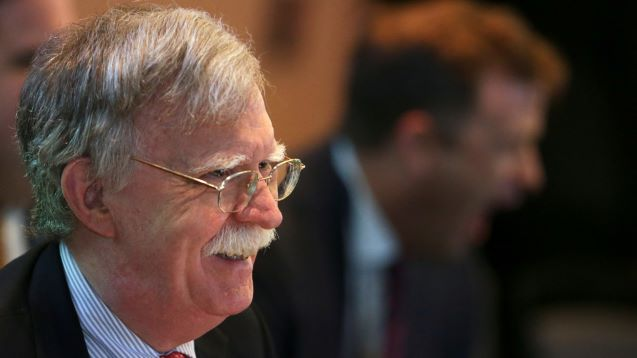 US to support post-Brexit Britain with free trade deal, Bolton says