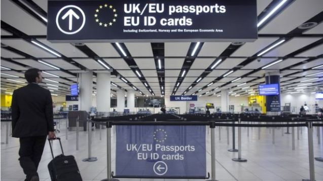 Brexit: Freedom of movement 'will end' says the government