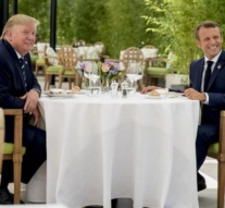 EU leaders round on Trump over trade at G7