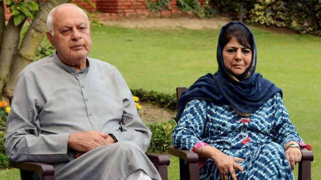 'Will protect Kashmir's special status': Farooq Abdullah after all-party meet