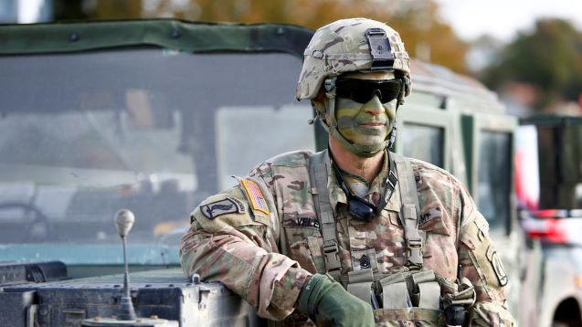 Most Germans won't feel unsafe if US troops leave, have little faith in their own army – poll