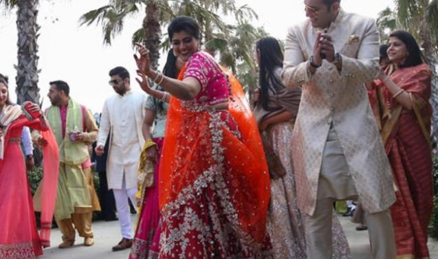 Indian couples drawn to Turkey to tie the knot